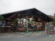 恵比寿ガーデンプレイスに夏季限定テラス 短編映像上映、図書スペースも