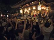 渋谷・金王八幡宮で例大祭 BEGINライブや109前でみこし渡御も