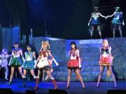 渋谷の2.5次元専門劇場でミュージカル「セーラームーン」 5年間のシリーズ最終章