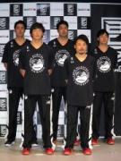 アルバルク東京3選手、オールスター戦前イベント出席 田中大貴選手「ダンク2本」宣言