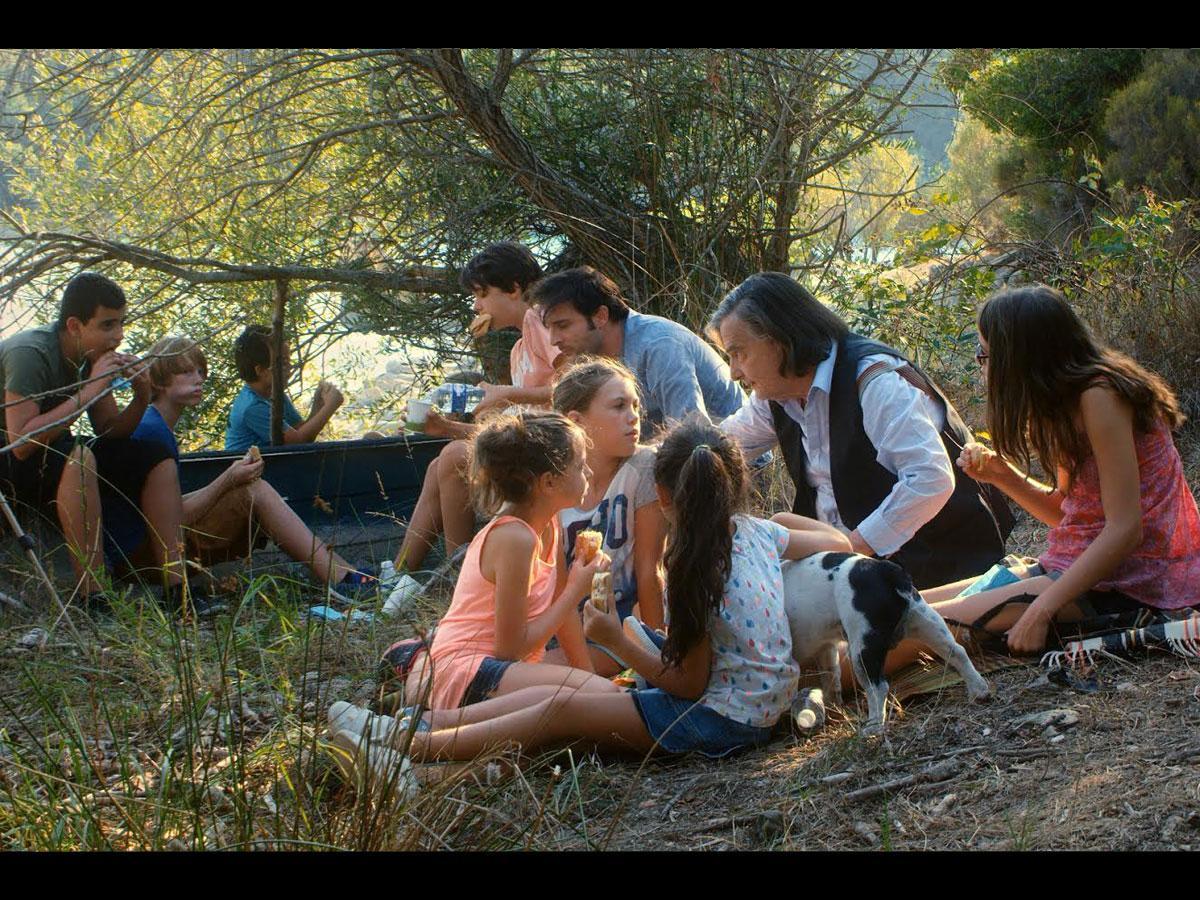 「ライオンは今夜死ぬ」より©2017-FILM-IN-EVOLUTION-LES PRODUCTIONS BAL THAZAR-BITTERS END