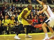 ジャマール・ソープ選手、「サンロッカーズ渋谷」退団 在籍3カ月「幸せだった」