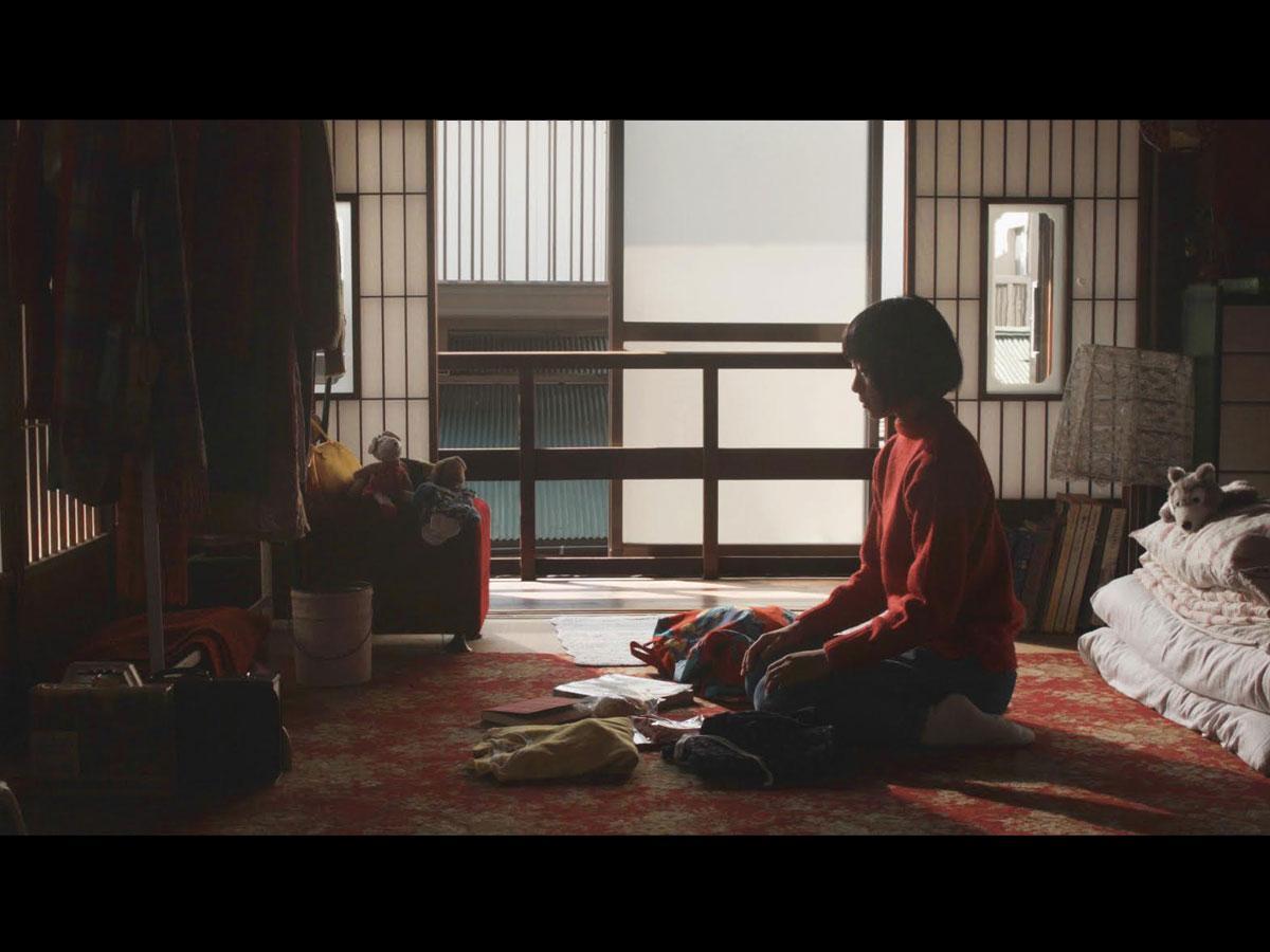 上映期間延長が決まった「わたしたちの家」より©東京芸術大学大学院映像研究科