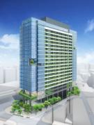 渋谷・道玄坂に大規模オフィスビル IoT活用、空調制御や社員位置把握など