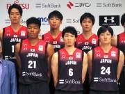 アルバルク東京・田中大貴選手らバスケ男子日本代表候補選出