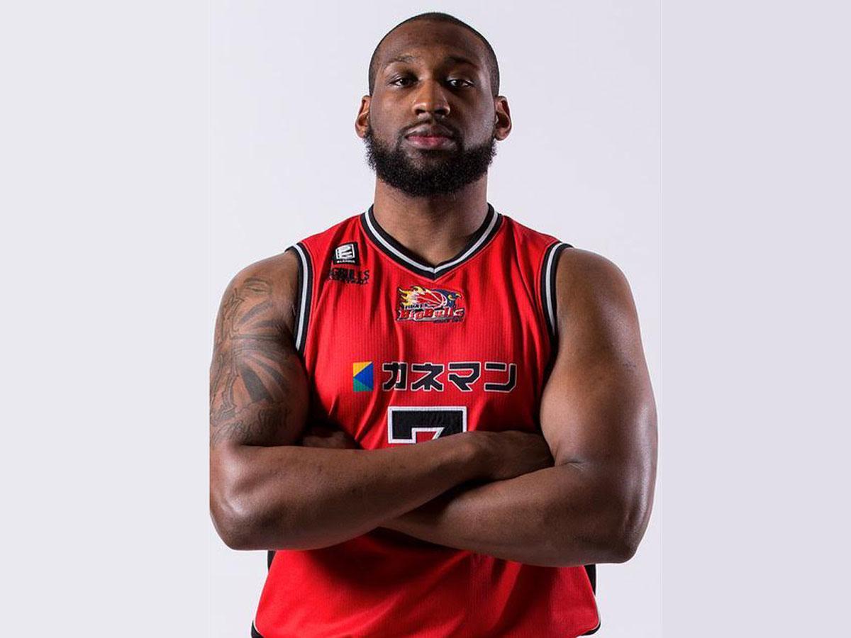 身長2メートル3センチ、体重120キロのマーカリ・サンダース・フリソン選手