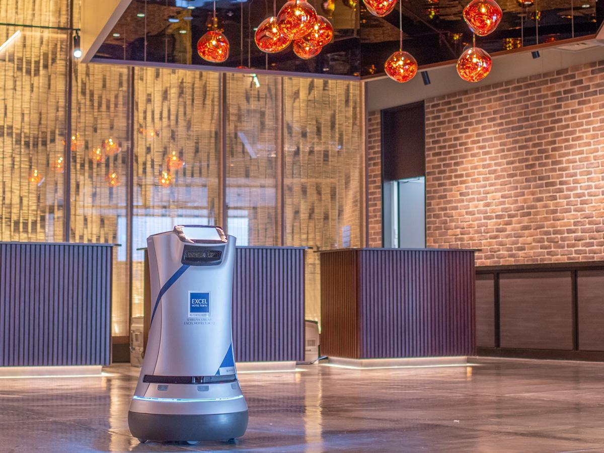導入するデリバリーサービスロボット「リレイ」イメージ