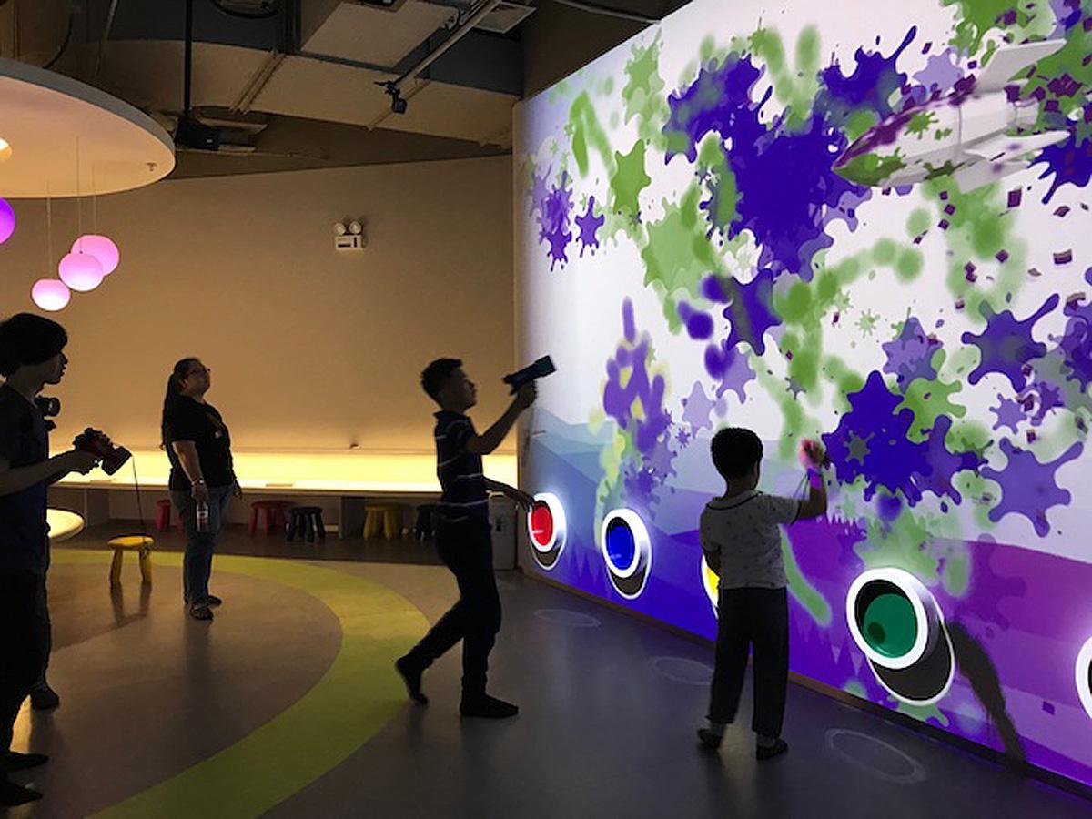 VR体験イベント「HELLO VR! SHIBUYA」会場イメージ