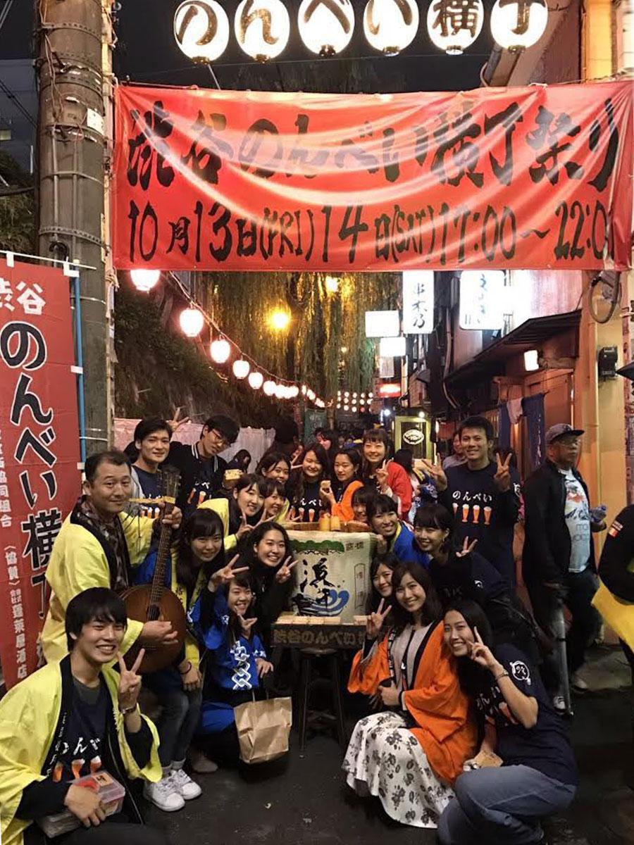 学生が中心tなり企画・運営している(写真は昨年開催時の様子)