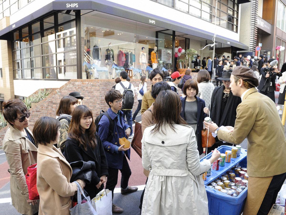 参加各店が1日限定の企画を展開する(写真は過去開催時の様子)