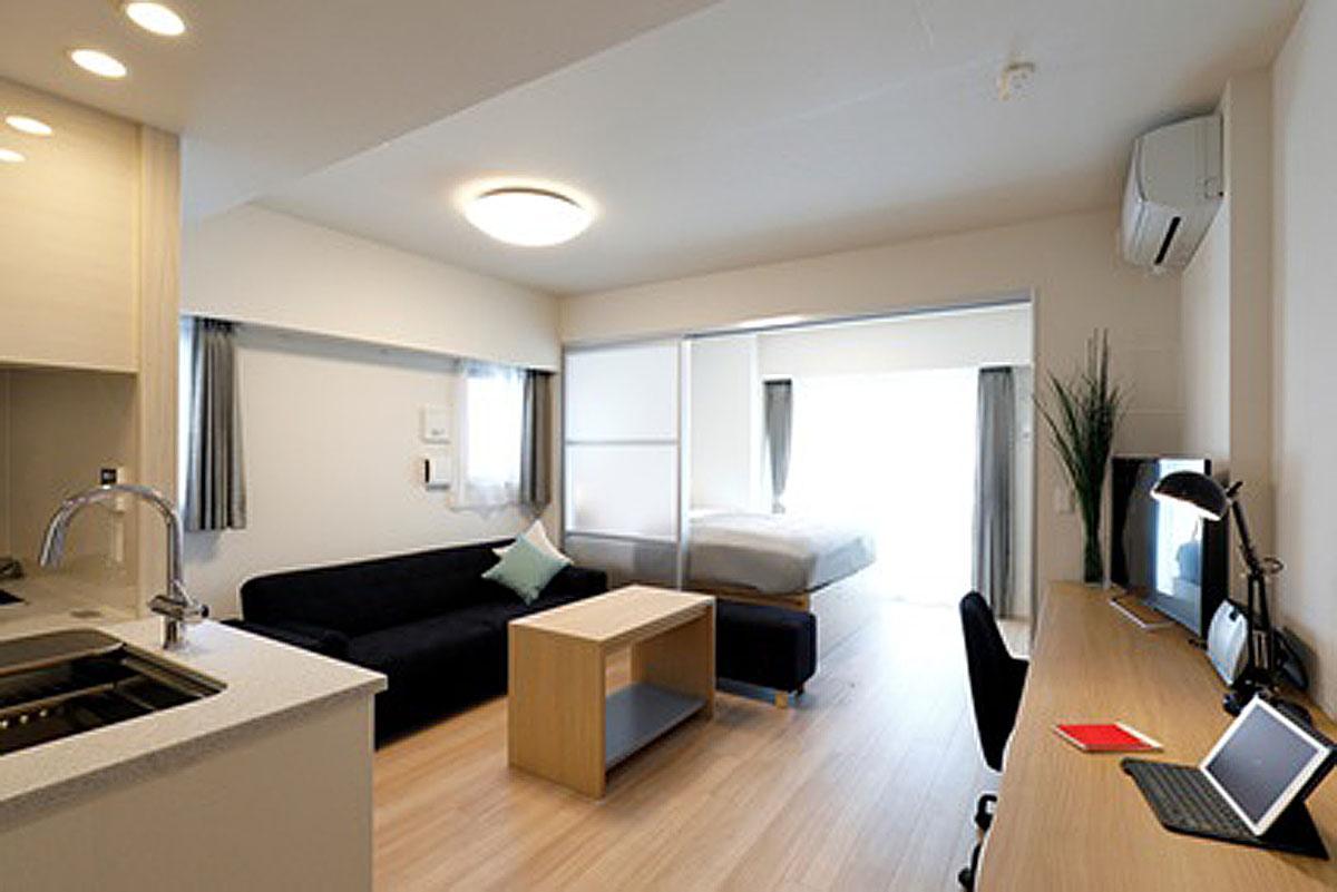 民泊サービスを開始する部屋