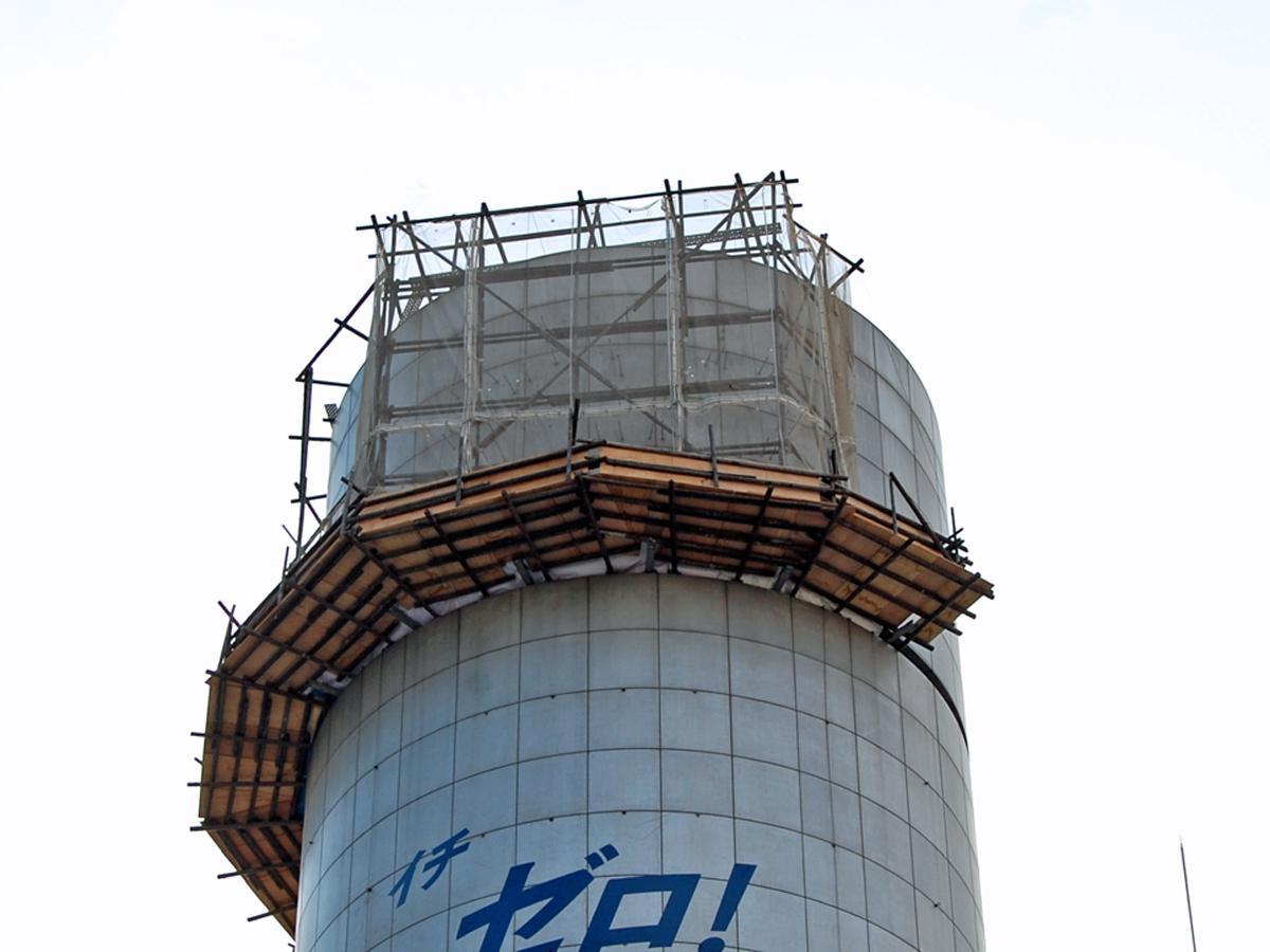 ロゴが完全に撤去された「SHIBUYA109」外観