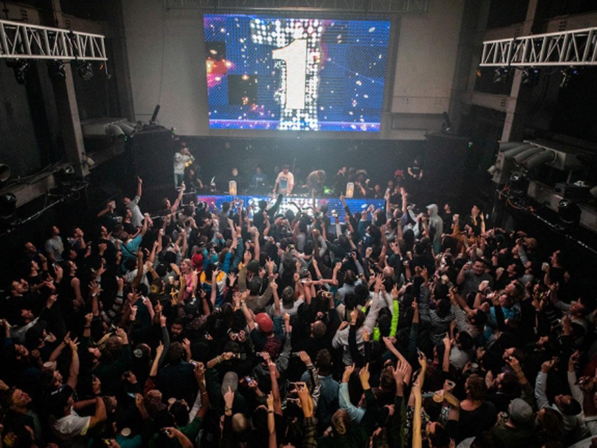 渋谷クラブWOMB(写真=過去のイベント開催時の様子)
