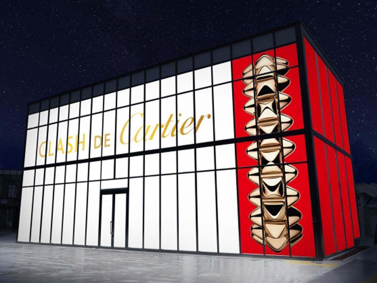 ポップアップイベントを展開する店舗外観イメージ
