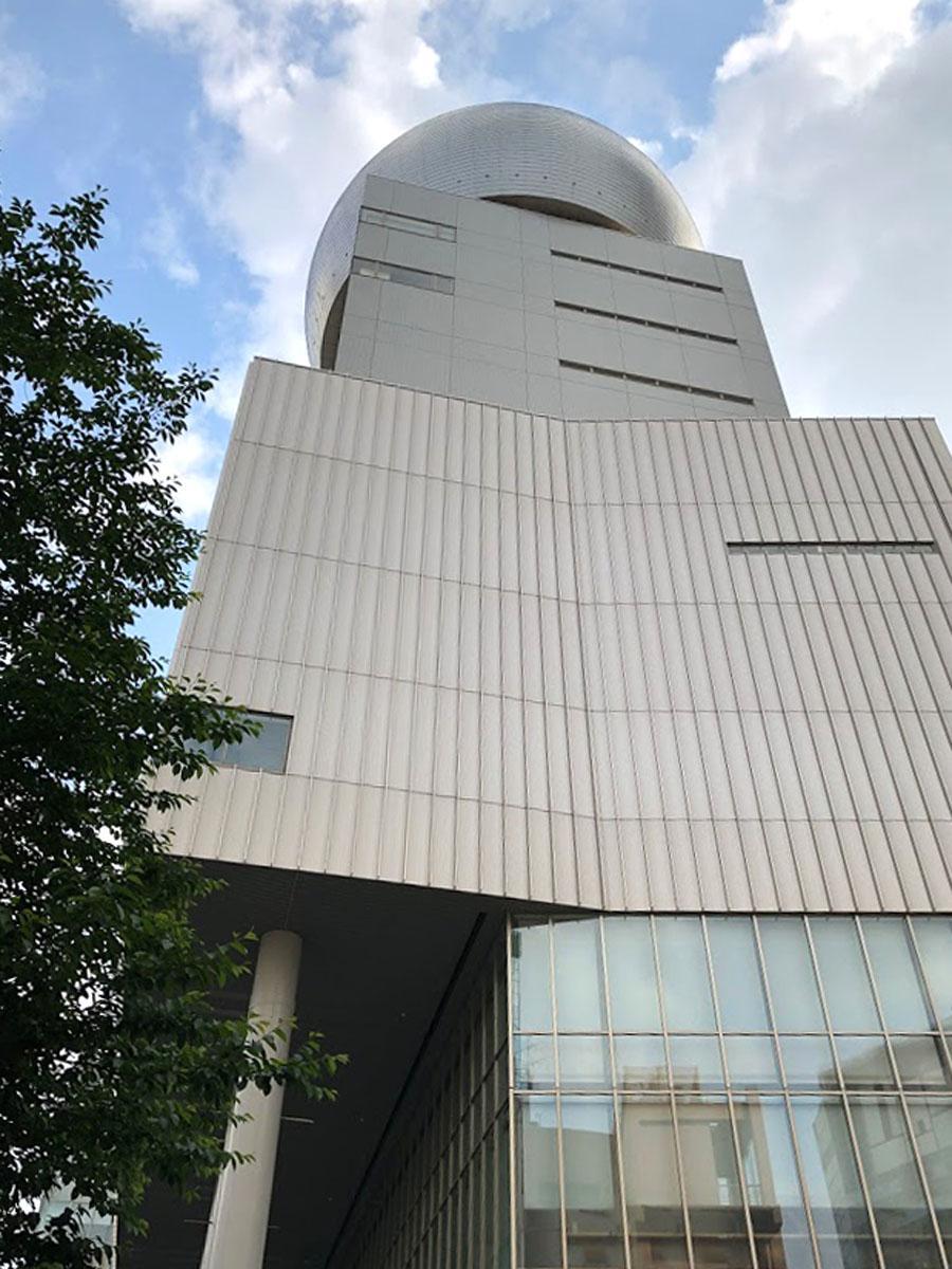 渋谷区文化総合センター大和田の外観