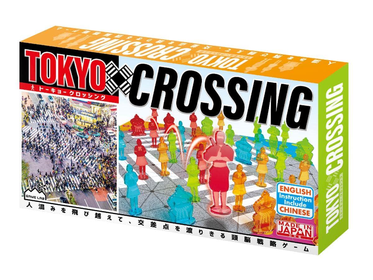 渋谷スクランブル交差点をモチーフにしたゲーム「トーキョークロッシング」