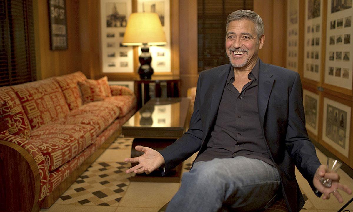 ジョージ・クルーニーさんら38人がホテルの魅力を語る©2018 DOCFILM4THECARLYLE LLC. ALL RIGHTS RESERVED.