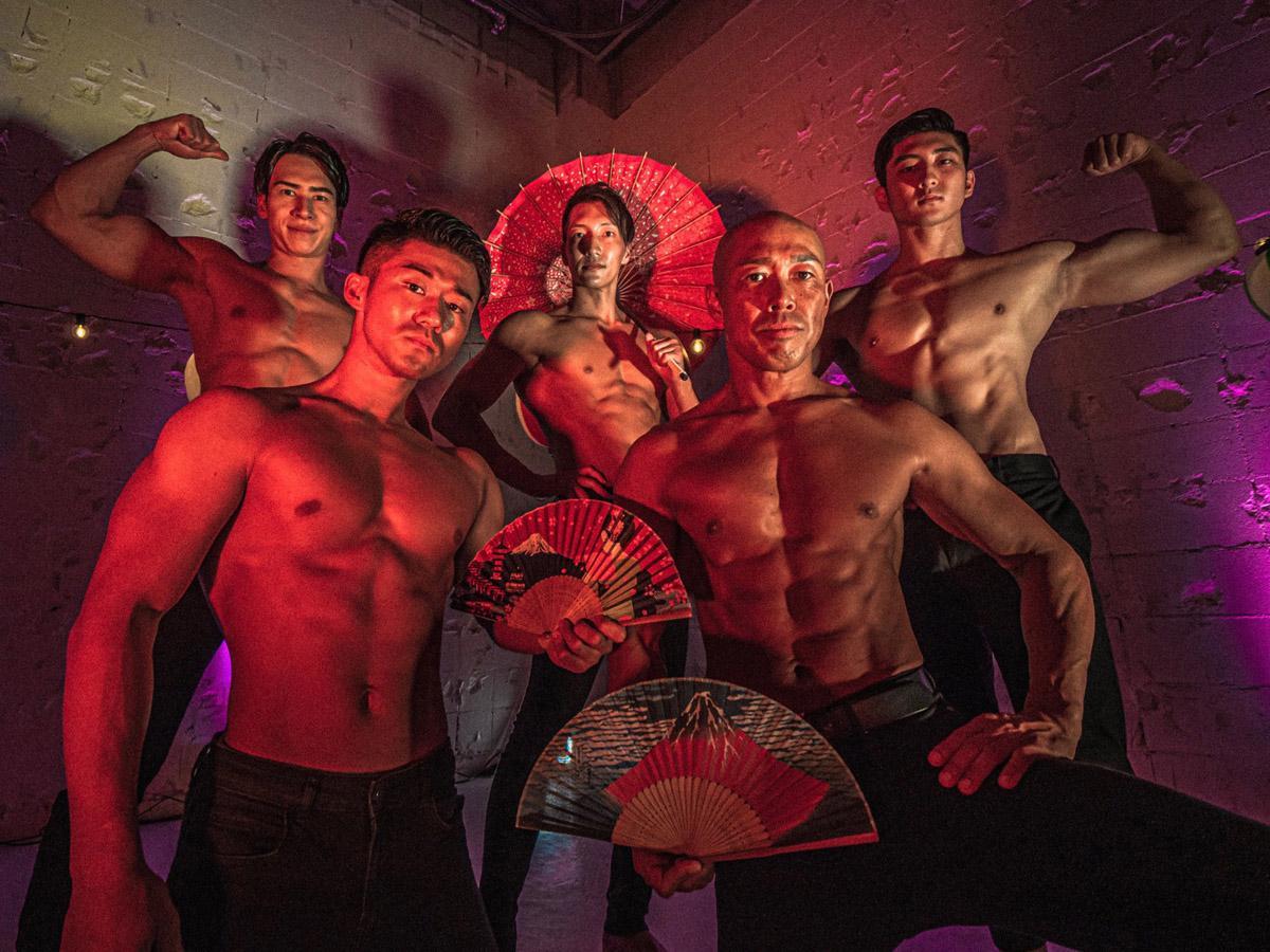 メインイベントの一つとなる「筋肉BON踊り」(イメージ)