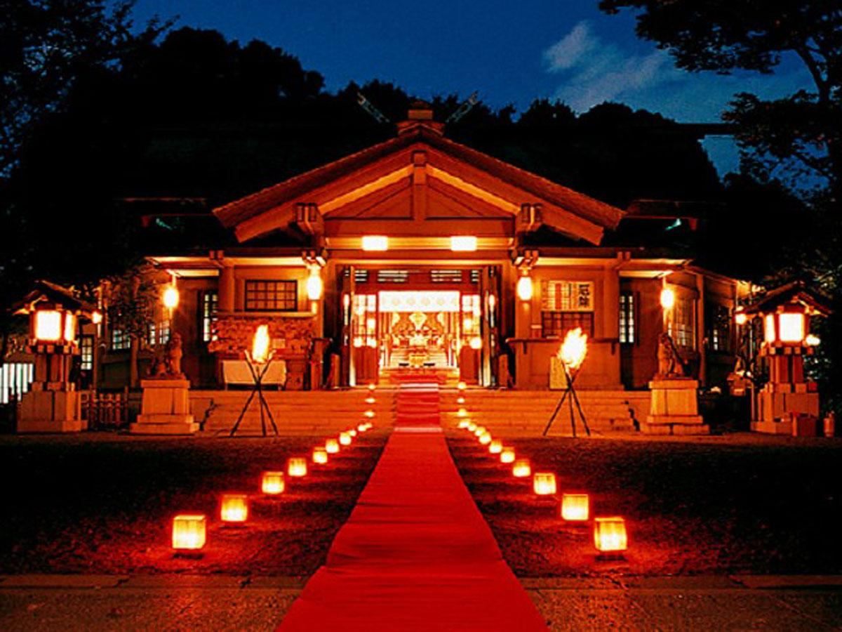原宿・東郷神社で夏祭り 境内に櫓やフードトラック、地元企業主催