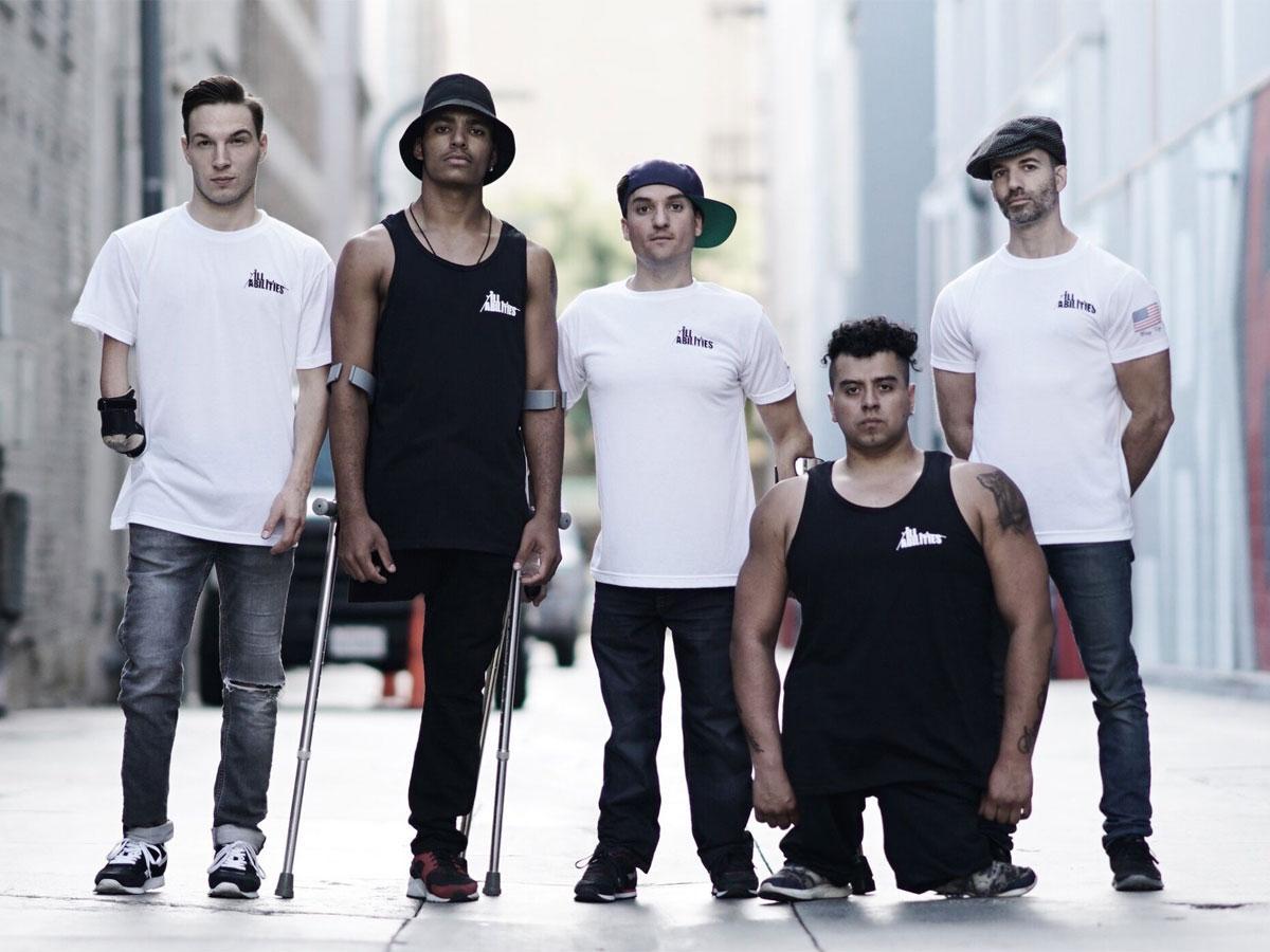 カナダから来日する障がい者8人組ブレークダンスチーム「イルアビリティーズ」