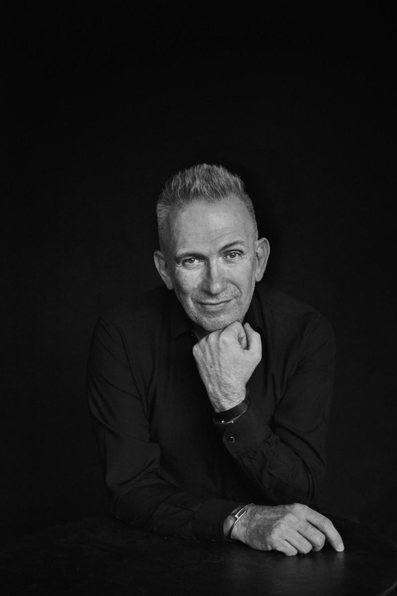 ジャンポール・ゴルチエさん ©Peter Lindbergh