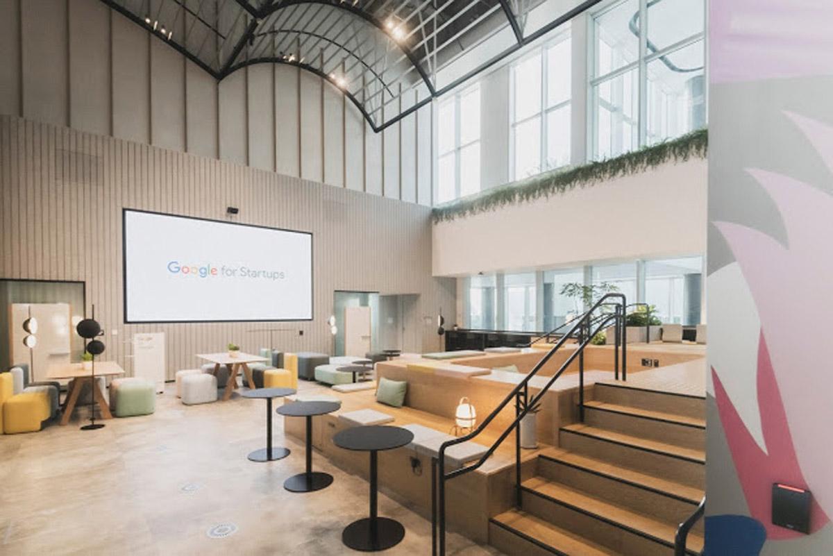 「Google for Startups Campus」(画像=グーグル提供)