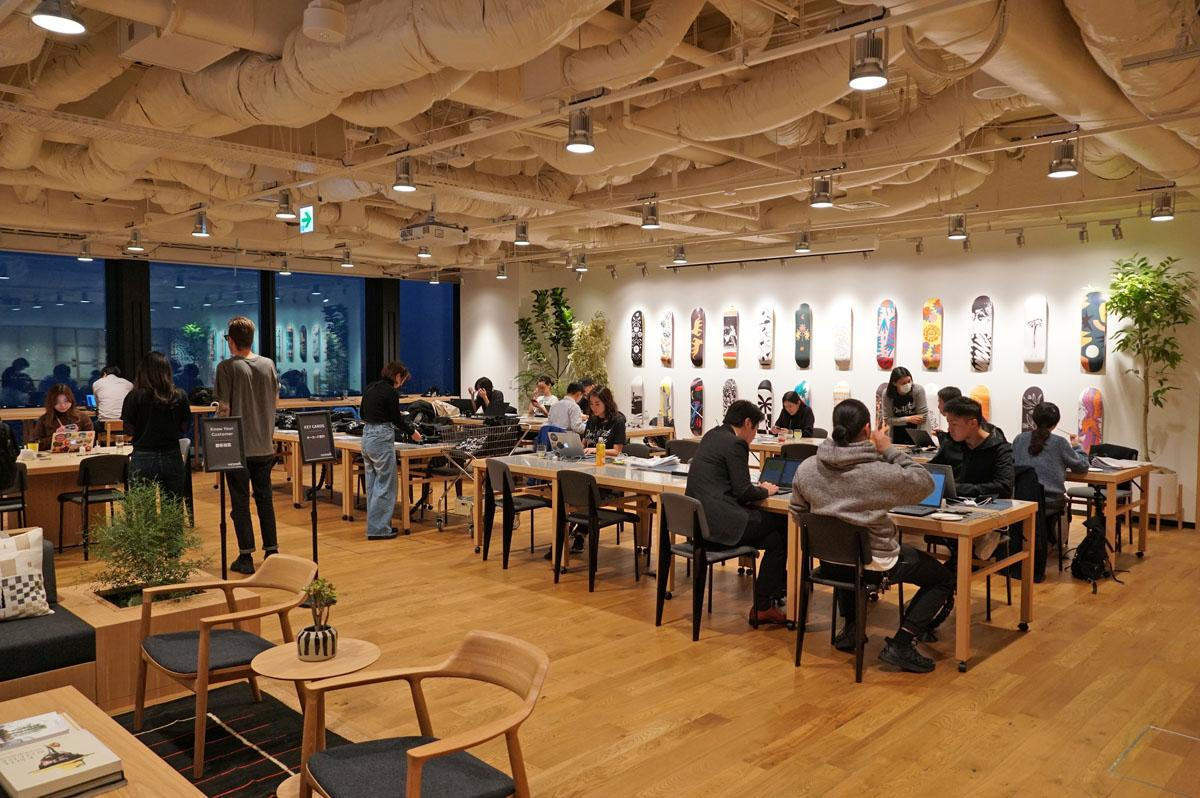 「WeWork渋谷スクランブルスクエア」39階