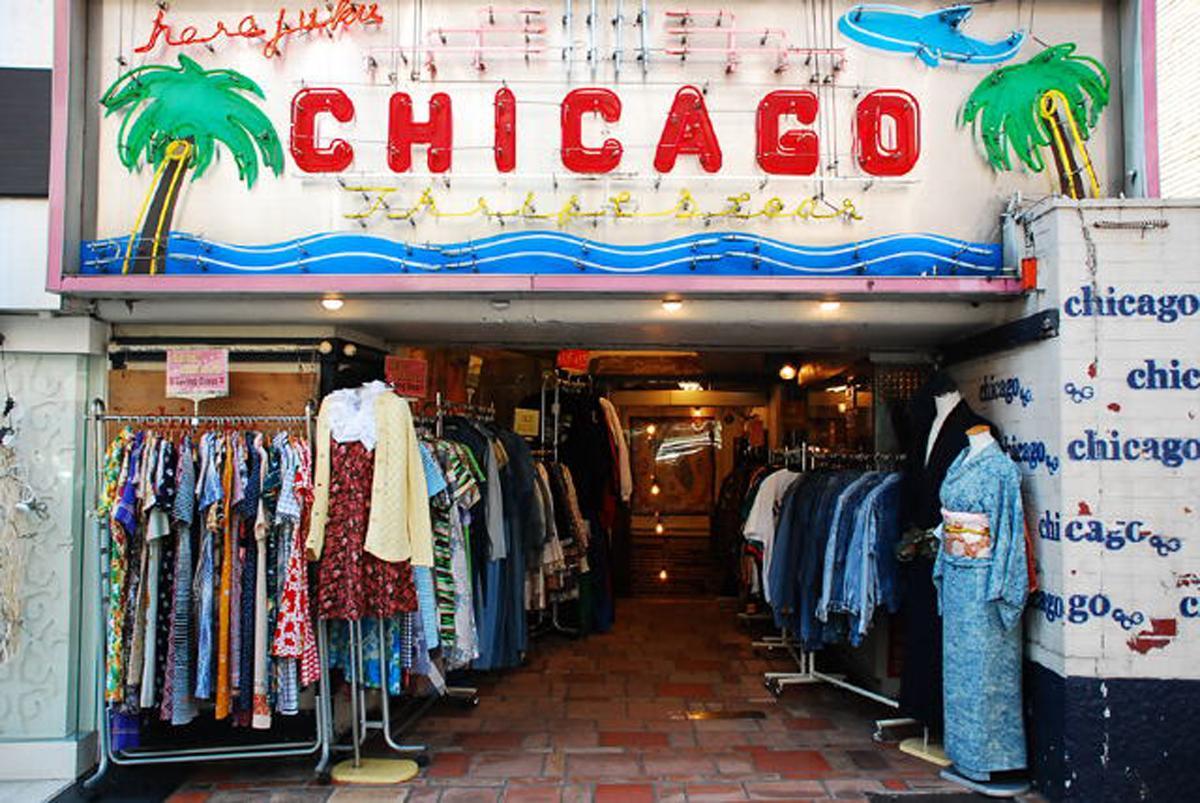 3月24日に閉店した「シカゴ表参道店」外観