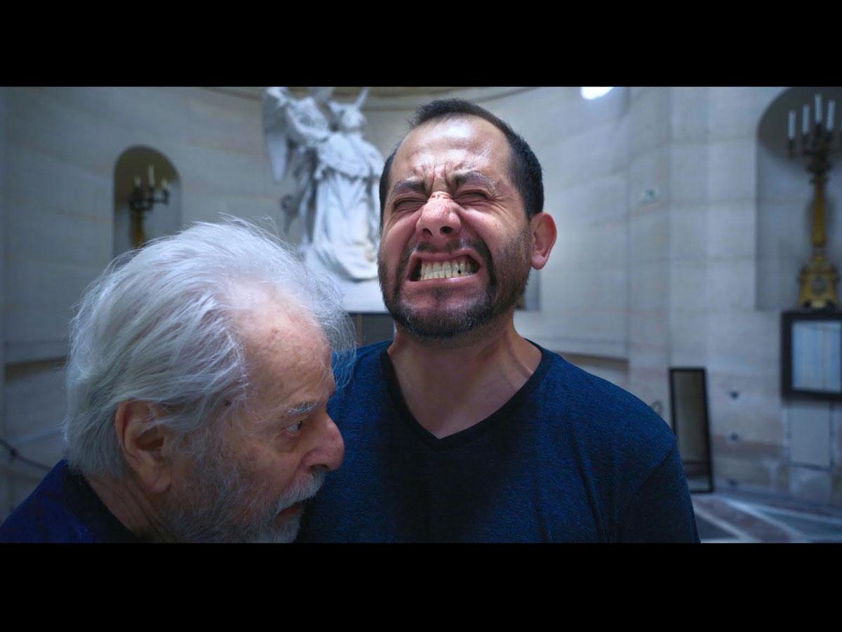 「ホドロフスキーのサイコマジック」より©SATORI FILMS FRANCE 2019©Pascal Montandon-Jodorowsky