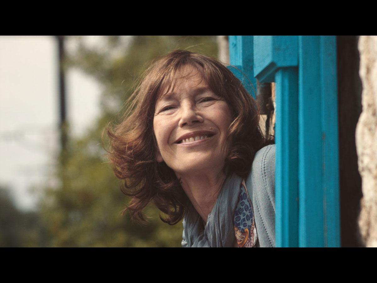 ジェーン・バーキンさん主演「彼女とTGV」より
