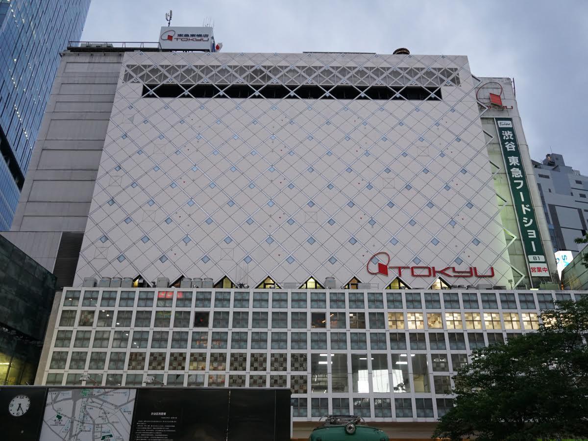 旧東急百貨店東横店