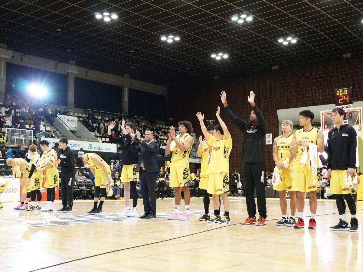 Bリーグ2019-20シーズンを戦ったサンロッカーズ渋谷の選手たち