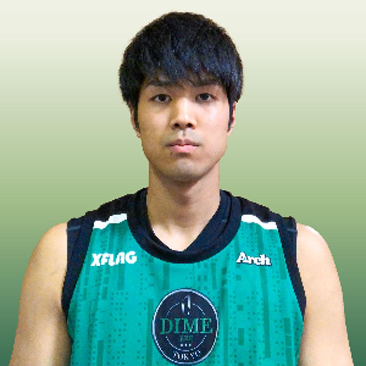 TOKYO DIMEに入団した杉浦佑成選手