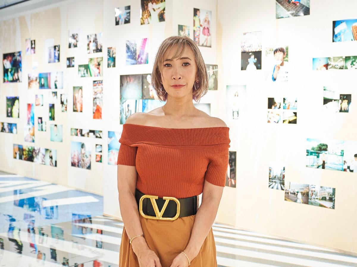 「写っている人たちが東京を表していると感じた」と話す蜷川実花さん