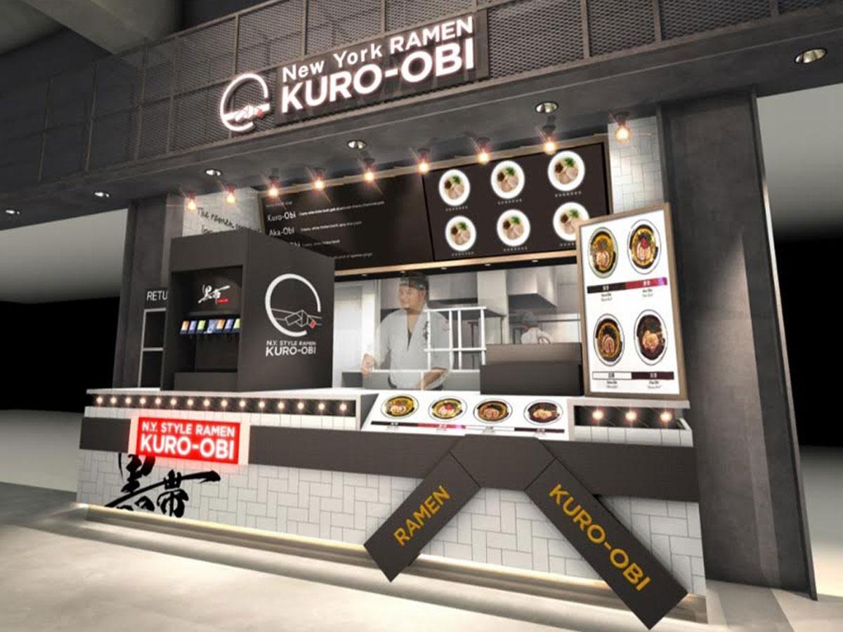 フードコート内にオープンする店舗のイメージ
