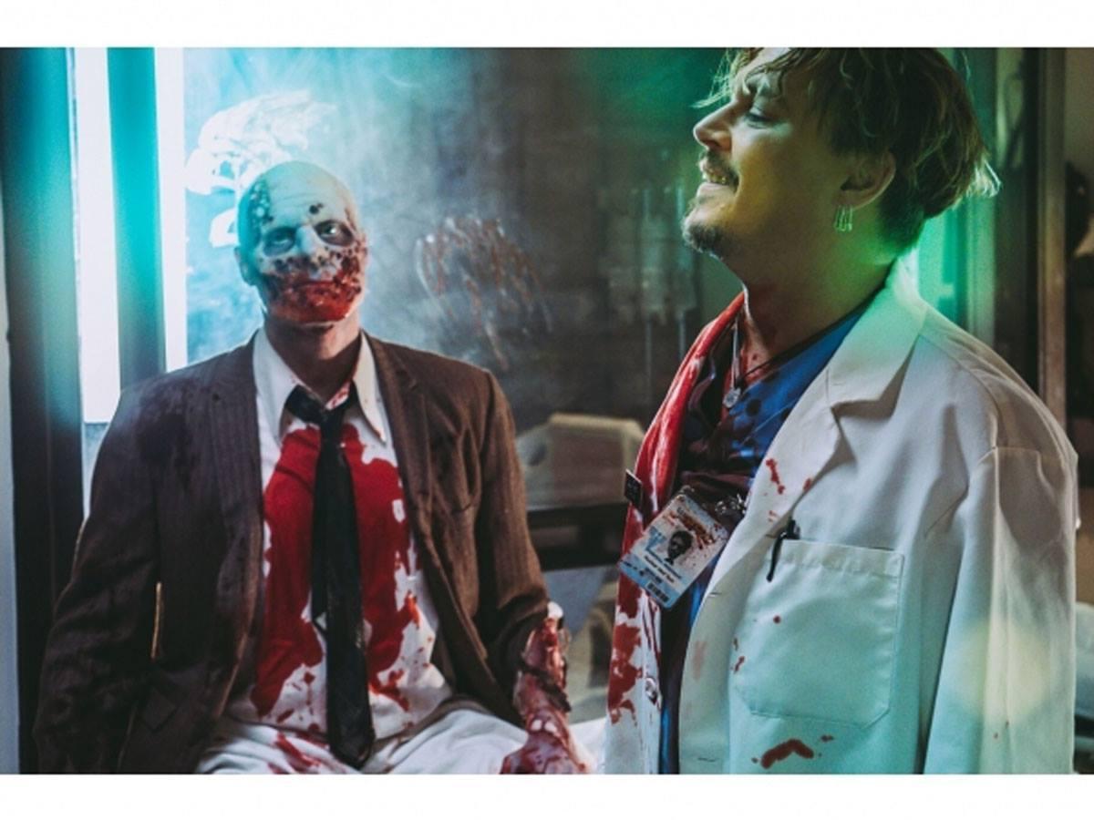 デビッド・リンチさん、ジョニー・デップさん出演のホラー作品「ブラックガイアンドラ」(サム・ライミ監督ほか)より