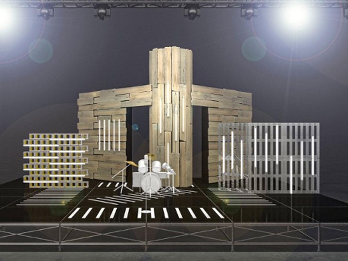 「渋谷スクランブルステージ」のイメージ
