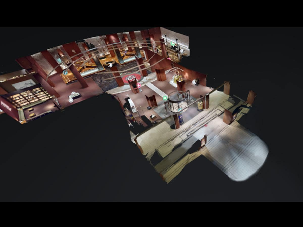 3Dヱビスビール記念館のイメージ