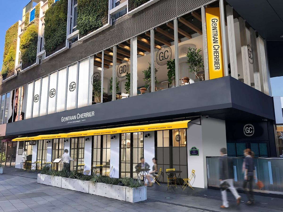 「ゴントランシェリエ東京青山店」の外観イメージ