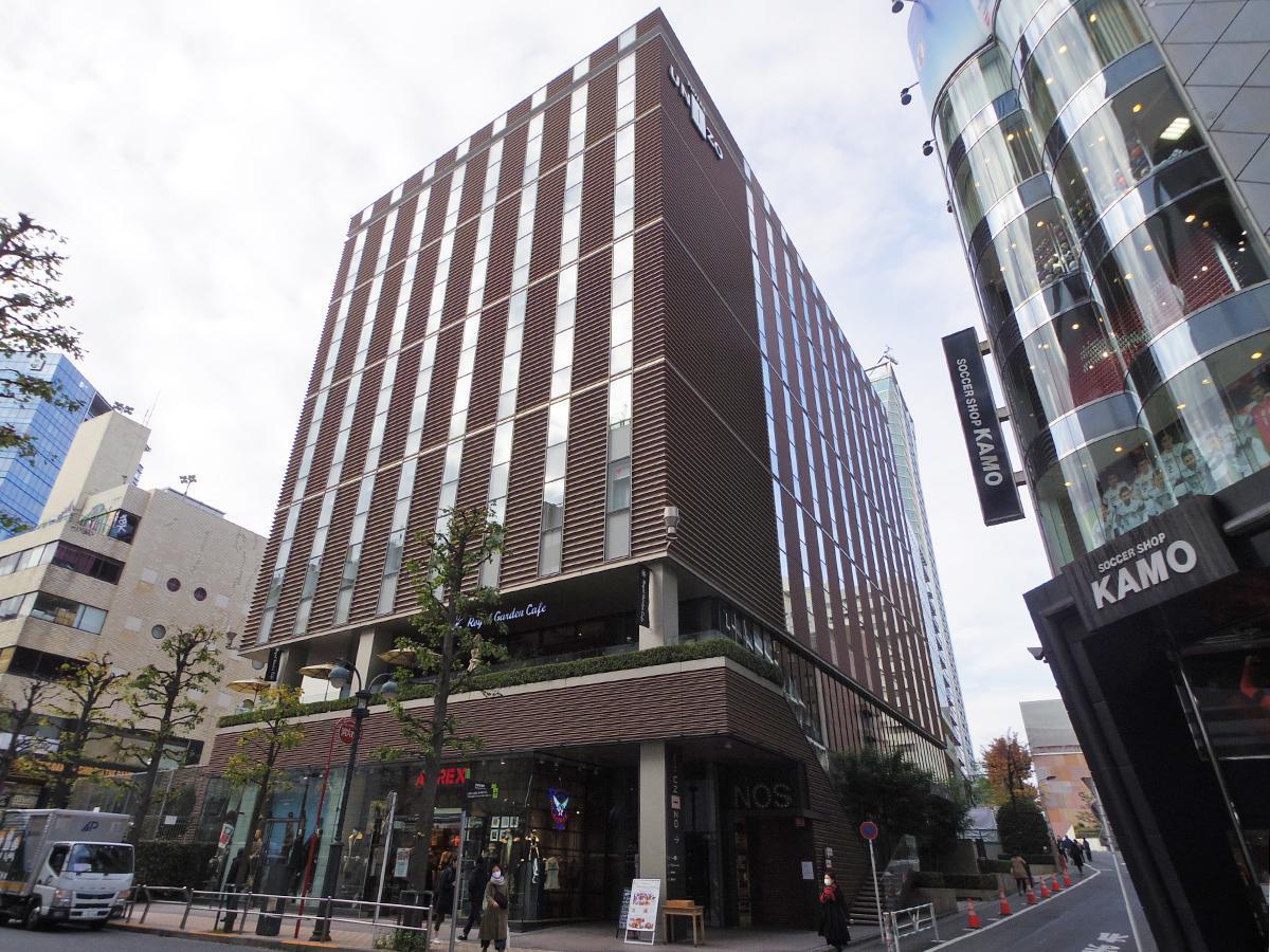 ホテルユニゾ渋谷(=写真)跡にオープンする「ホテルウィングインターナショナルプレミアム渋谷」