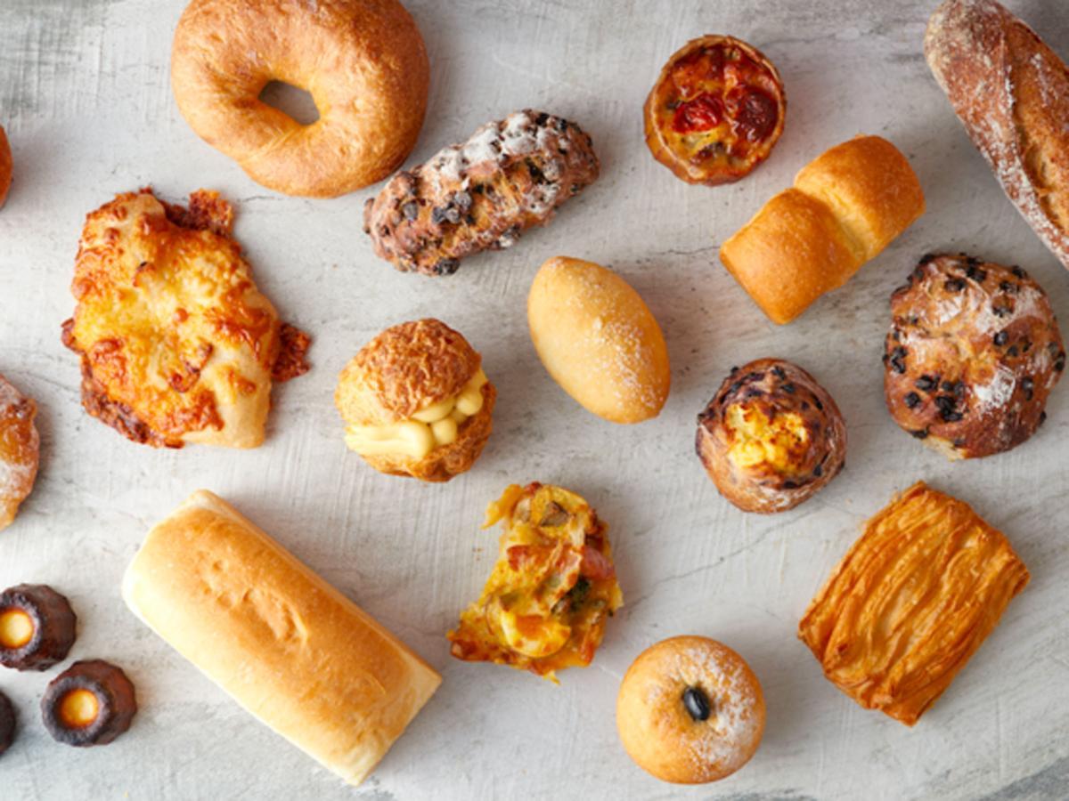 提供するパンのイメージ