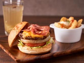 原宿駅近くに「Ju the burger」 群馬・桐生発グルメバーガー店