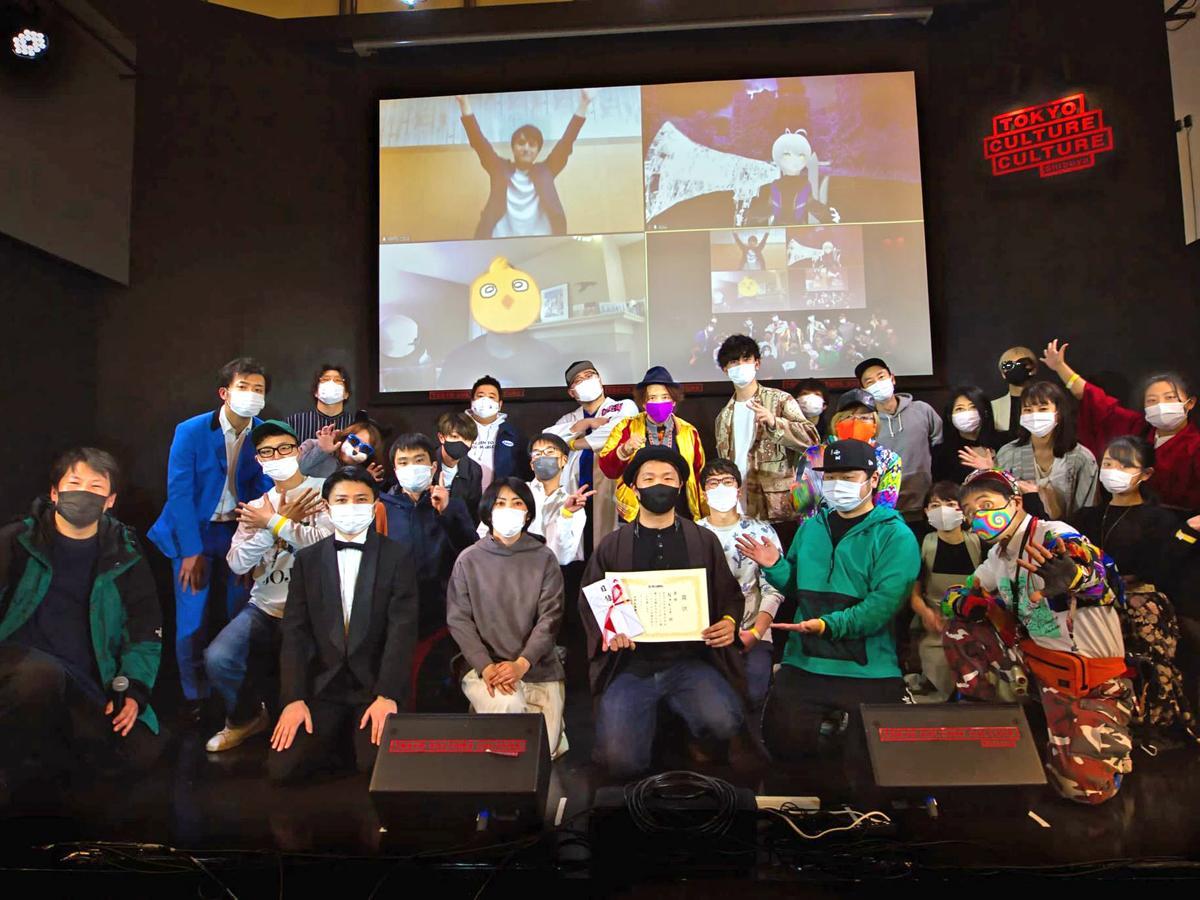 写真は今年3月に東京カルチャ―カルチャーで開催された「SHIBUYA オープンマイク Powered by 渋谷渦渦」の様子
