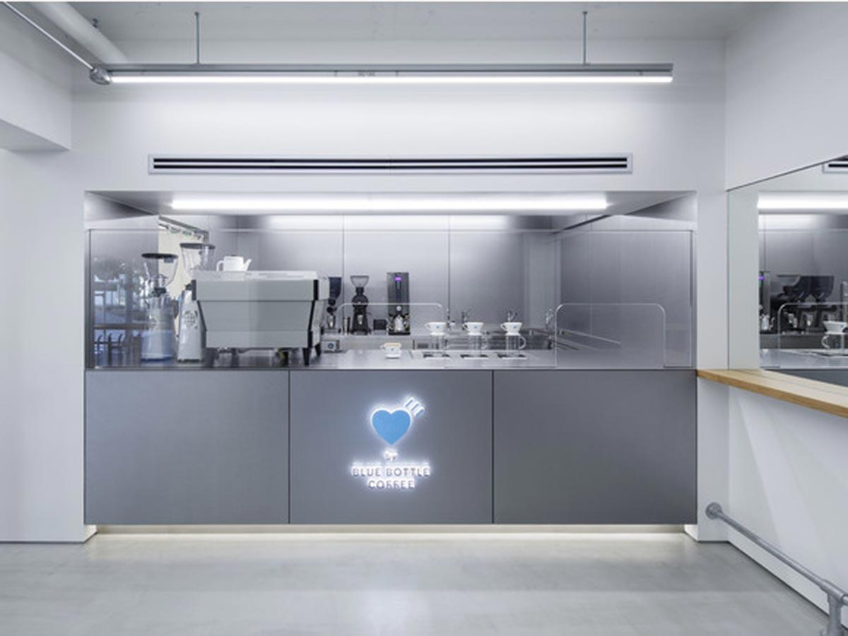 「HUMAN MADE Cafe by Blue Bottle Coffee」