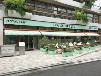 ロンドン発イタリアンデリ&レストラン「リナストアズ」、表参道に日本1号店