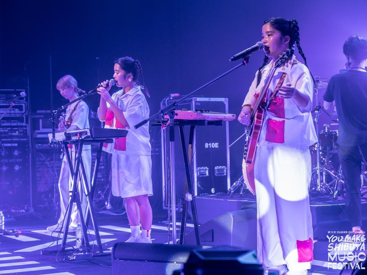 ライブ配信で行った昨年はCHAI(写真)らが出演した