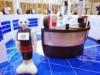 原宿に限定「ロボット」カフェ コーヒーのオーダーから提供まで無人対応