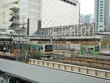 JR渋谷駅、埼京線・湘南新宿ライン新ホームの供用始まる 山手線と並列化
