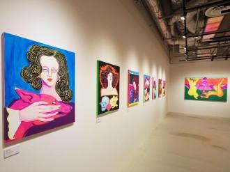 渋谷パルコで初のアート企画「ART WEEK」 館内9カ所で展示企画