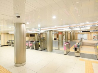 銀座線・外苑前駅と青山一丁目駅がリニューアル コンペ最終案ベースにデザイン